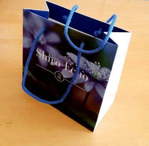 Luxus-Papiertragetasche